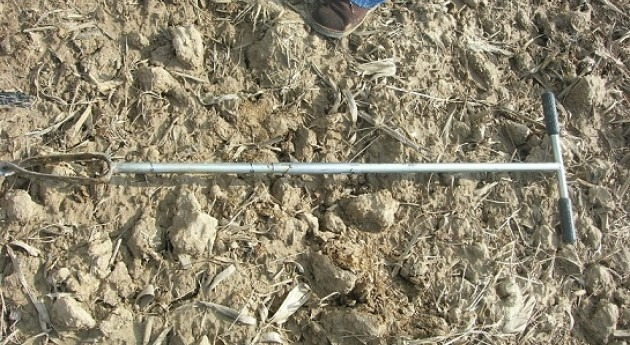 Eficiencia regadío: Importancia suelo