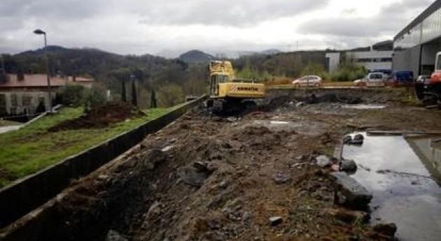 URA ha iniciado obras naturalización arroyo Belartza Donostia