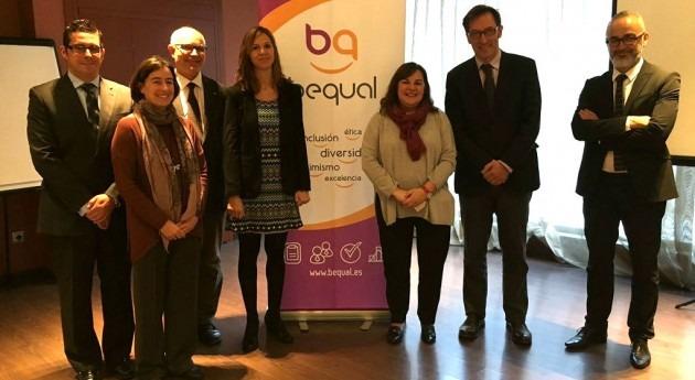 SUEZ Water Spain, reconocida jornada presentación sello Bequal Barcelona