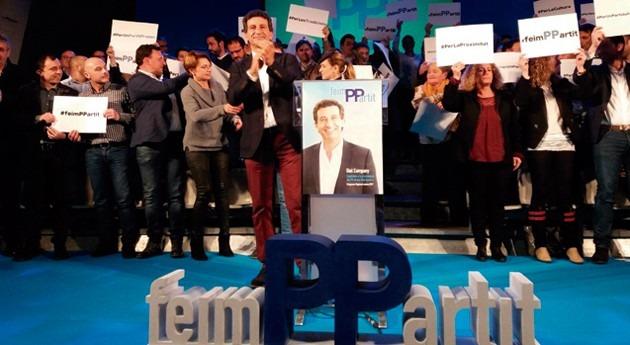 Company promete 100 millones euros depuradoras y abastecimiento agua si llega al Govern