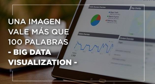 imagen vale más que 100 palabras: Big Data visualization
