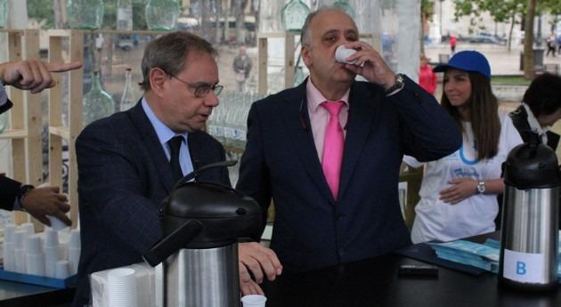¿Sabría bilbaíno reconocer agua grifo Bilbao?