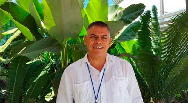 "Bladimir Matos: "" sector agua Cuba tiene recursos humanos gran calidad"""