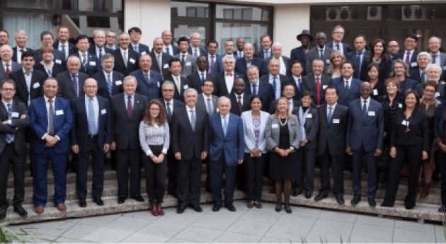 Junta Gobierno WWC celebra 63° cara, previa al 8° Foro Mundial Agua