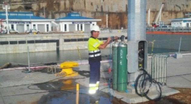 Búsqueda fugas Idroloc redes incendios nuevo Canal Panamá