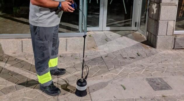 ¿Cómo se buscan fugas tuberías agua?