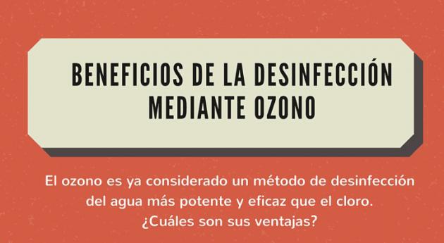 Infografía: Ozonización, método eficaz desinfectar aguas contaminadas