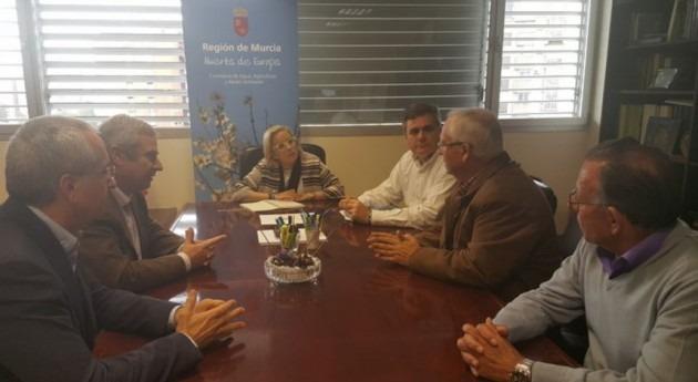 prórroga Decreto sequía facilita 6 hm3 agua comunidad Bienes Riegos Meridionales