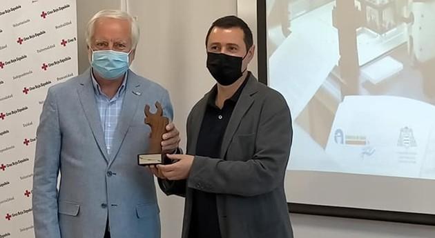 proyecto COV-Red recibe accésit Premios Tecnología Humanitaria Cruz Roja