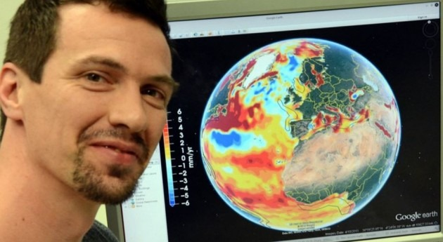 subida nivel mar calentamiento global dobla al deshielo Groenlandia