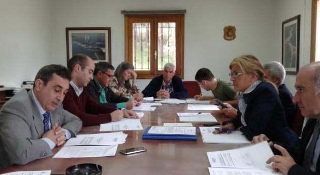Celebrada comisión seguimiento obras modernización regadíos Canal Alto Bierzo