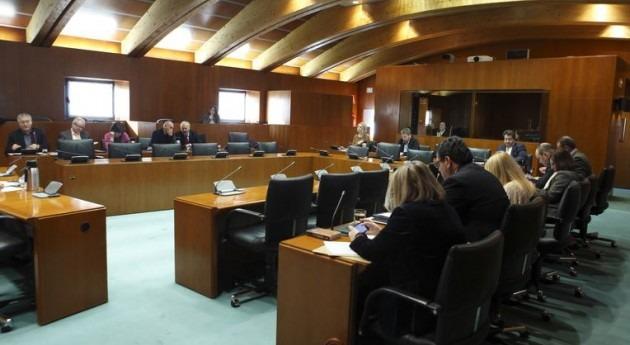 Cortes Aragón reclaman declaración definitiva Canal Imperial como BIC