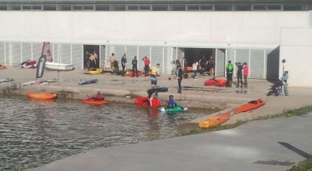 agosto se inician obras reparación Canal Aguas Bravas Zaragoza