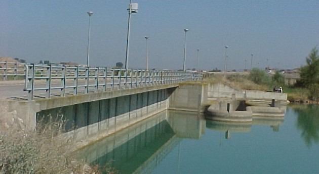 CHE licita obra reparación Tramo II Canal Monegros, Huesca
