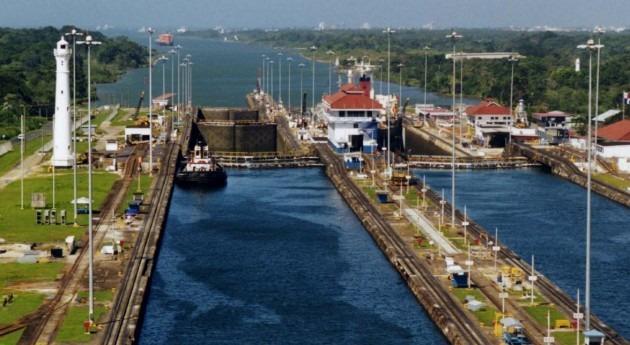 Canal Panamá restringirá calado buques debido sequía