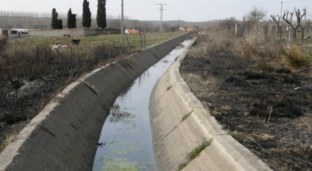 Se invertirán 1,7 millones euros mejora Canal Zorita Salamanca