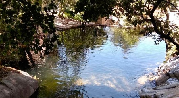 naturaleza nos enseña saneamiento y agua
