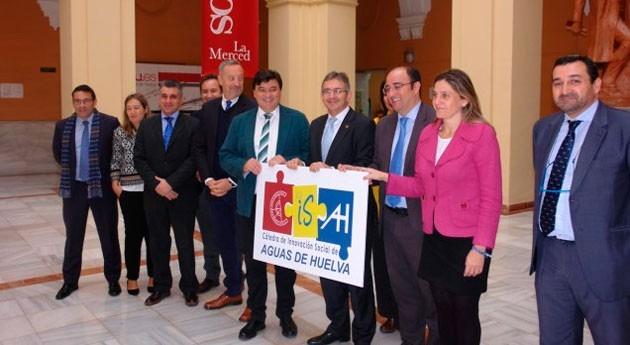 Nace Cátedra Aguas Huelva