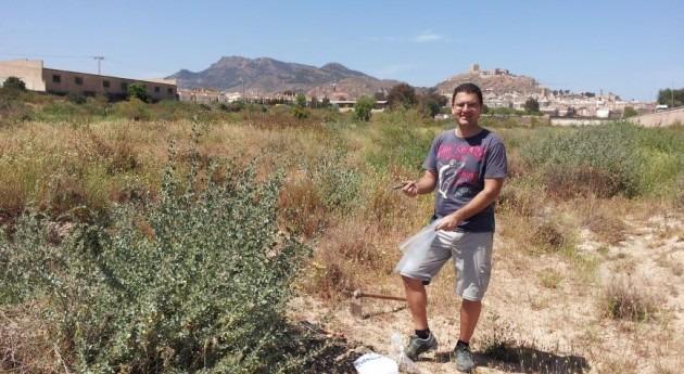 Life+ Riverphy: Flora autóctona limpiar cromo cauce río Guadalentín