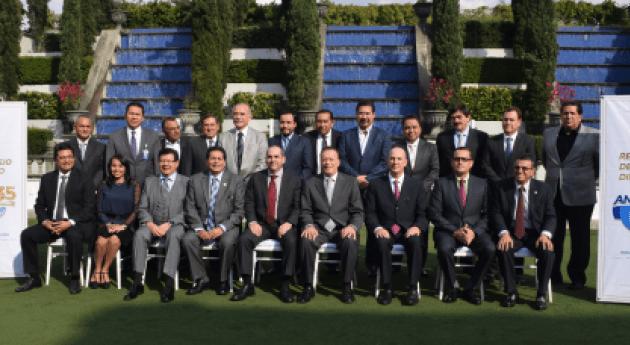 Director CONAGUA asiste Sesión Consejo Directivo ANEAS