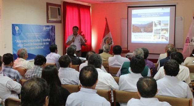 Avances y desafíos gestión agua cuencas Tumbes, Chira Piura y Chancay Lambayeque