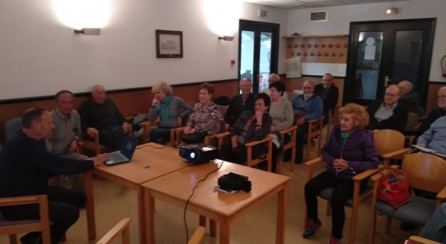 Charla restauración y conservación ríos Aretxabaleta