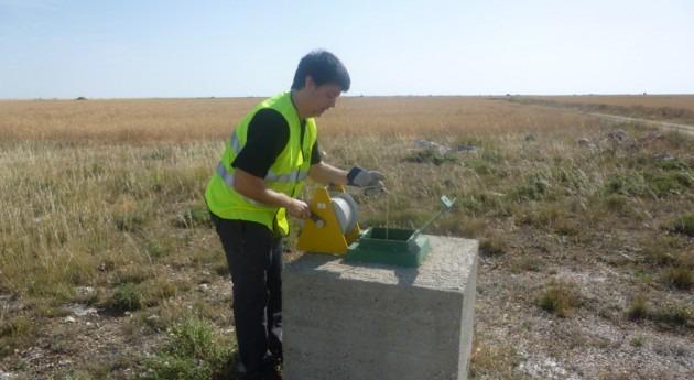 CHD licita ampliación red control aguas subterráneas 6 millones euros