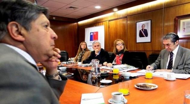 Consejo Ministros CNR aprobó avanzar proyecto embalse Melón y Chironta