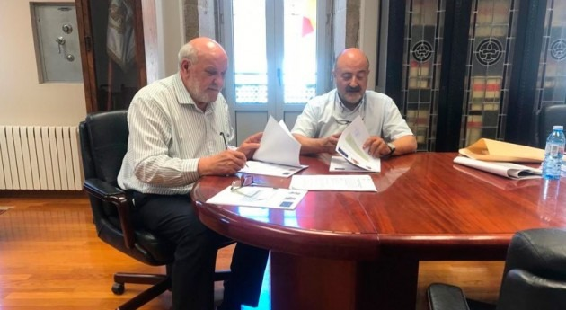 CHMS invertirá 3.000.000 euros mejora saneamiento y depuración Sarria, Lugo