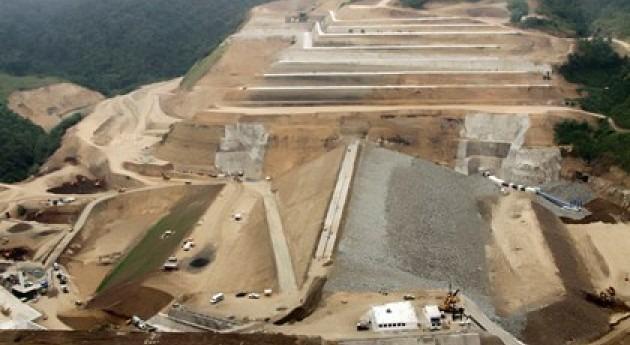 presa Río Grande Proyecto Multipropósito Chone se inaugurará 24 noviembre