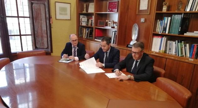 CHS y Federación Municipios colaborarán localizar y sellar pozos riesgos