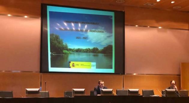 CHT celebra 1º consulta pública documentos iniciales 3er ciclo planificación