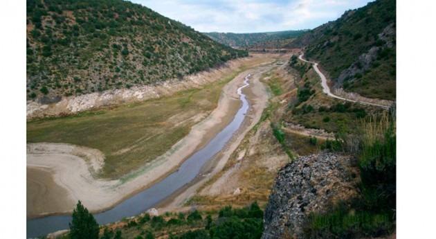 CHT publica evolución indicadores escasez y sequía correspondientes septiembre