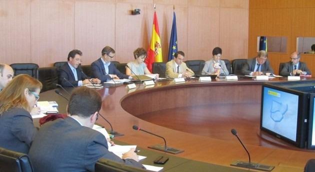 Reunión de la Junta.