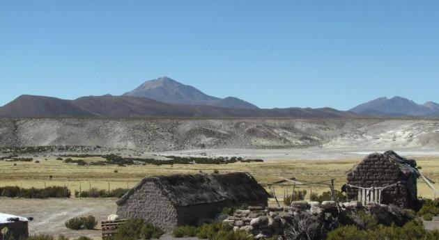 agricultores quinua Altiplano Chileno aprenden nuevas técnicas riego