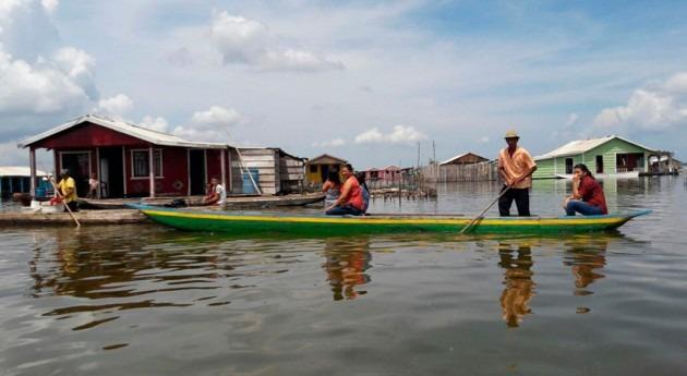 Colombia continúa recuperación manglares Ciénaga Grande Santa Marta