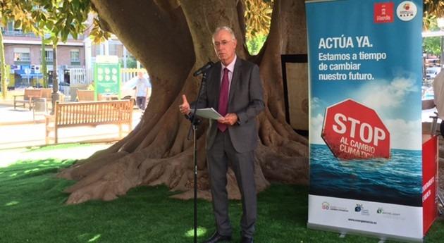 Climathon 2016: escasez agua, retos climáticos Murcia
