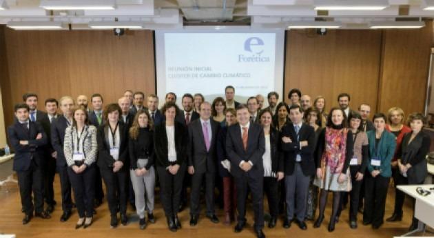 Aqualogy participa primera reunión Clúster Cambio Climático Forética