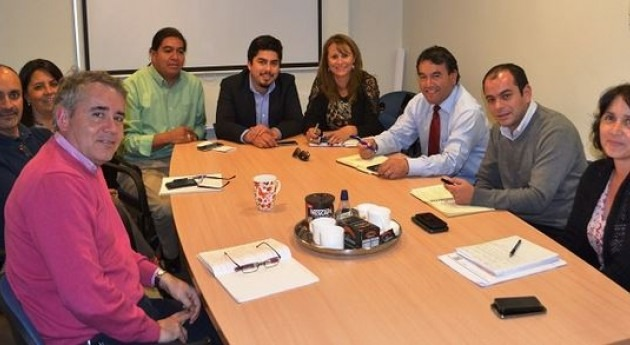 CNR y representantes Araucanía definen estrategias apoyo pequeños agricultores