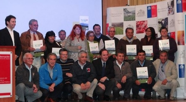 Chile continúa trabajando apoyo regantes maulinos