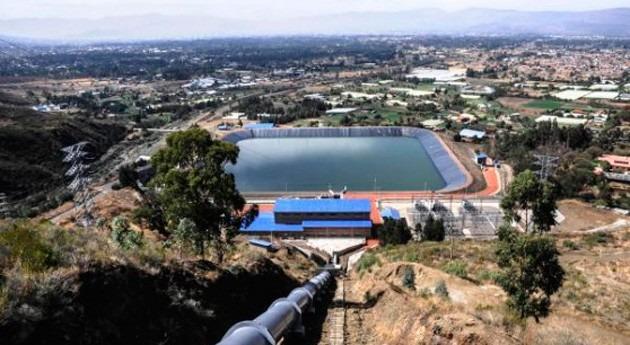 Cochabamba recibe 1.487 millones dólares agua, riego e infraestructuras