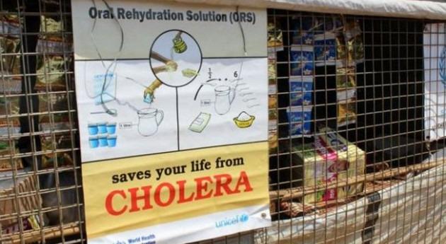 Bahrain, Iraq, Kuwait, Tanzania y República Democrática Congo, alerta cólera