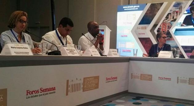 """Gobierno colombiano: """"Adaptarnos al cambio climático requiere grandes inversiones"""""""
