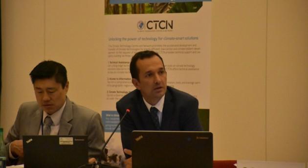 Colombia, primer país presentar resultados asistencia técnica frente al cambio climático