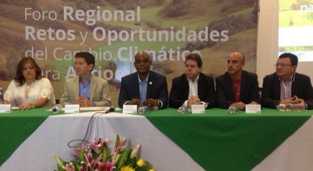 Colombia se prepara luchar cambio climático proyecto Ley