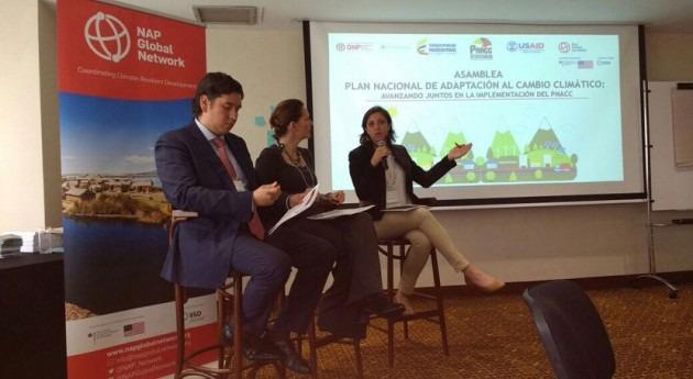 adaptación al cambio climático, tema primordial agenda Colombia