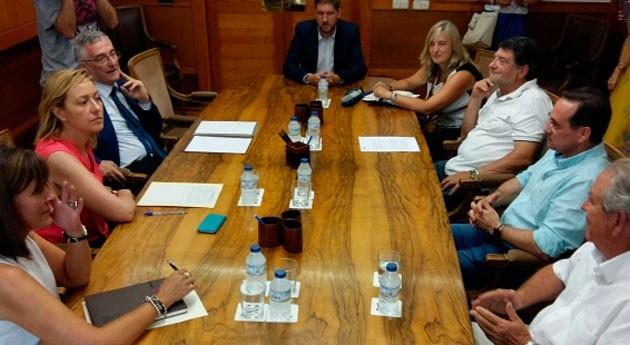 Aragón defenderá que Barasona tenga agua suficiente verano