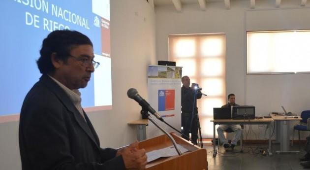 CNR lanza Salamanca estudio pre-factibilidad que busca mejorar canales matrices región Coquimbo