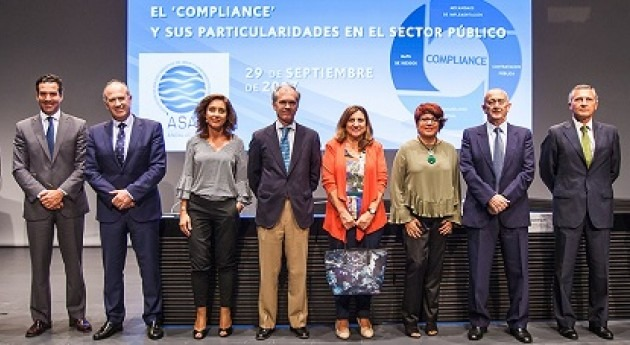 sector agua promueve cultura Compliance mejorar transparencia y calidad prestada