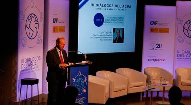 Cooperación Española reitera compromiso Iberoamérica Diálogos Agua